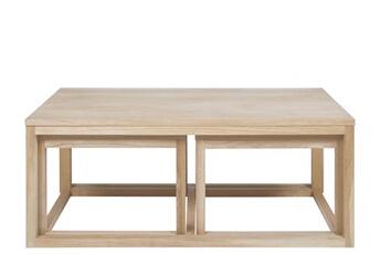 ff6bf0f3a70d7 Table basse Table basse corner en chêne. Hellin Meubles