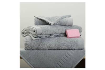 Tapis de bain pure - couleur - gris, taille - 50x70