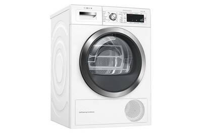 s che linge bosch s che linge pompe chaleur avec condenseur 60cm 9kg a blanc bosch. Black Bedroom Furniture Sets. Home Design Ideas