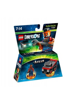 Figurine Lego The a-team lego dimensions fun pack