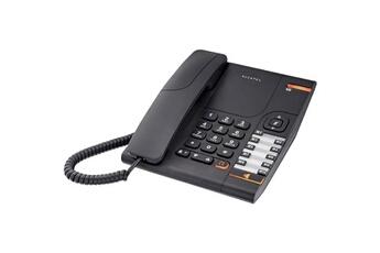 Alcatel TéLéPHONE FILAIRE ALCATEL TEMPORIS 380 NOIR