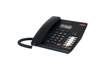 Alcatel TéLéPHONE FILAIRE ALCATEL TEMPORIS 580 NOIR