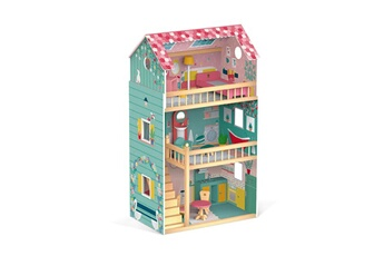 Accessoires de poupées Juratoys-janod Maison de poupee happy day