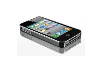 Coque iPhone Caseink Coque iphone 4s / 4 aluminium chrome colors ...