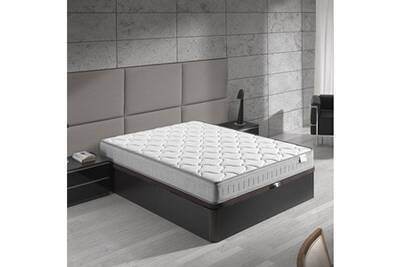 matelas marckonfort matelas m moire de forme paris 90x200 18 cm paisseur marckonfort darty. Black Bedroom Furniture Sets. Home Design Ideas
