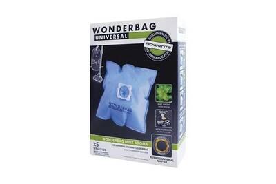 pi ces d tach es aspirateur rowenta wonderbag sac pour. Black Bedroom Furniture Sets. Home Design Ideas