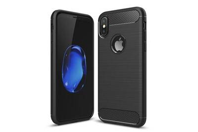 coque carbone iphone x