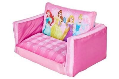 Gonflable Disney Enfant Pegane Convertible Motif Cm X L68 P105 DimH26 Princesses Canapé rBoECQxWde