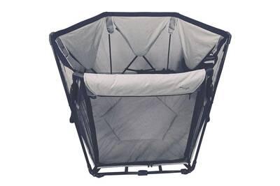 parc b b bo jungle tapis de jeu pliable pour b b s gris. Black Bedroom Furniture Sets. Home Design Ideas