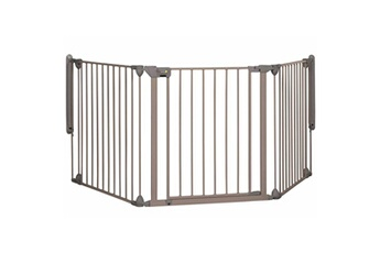 Barrière de sécurité bébé SAFETY 1ST Barri?re de s?curit? modular 3 3 panneaux gris 24226580