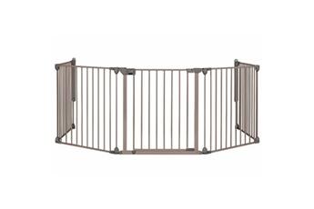 Barrière de sécurité bébé SAFETY 1ST Barri?re de s?curit? modular 5 5 panneaux gris 24966580