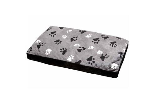 Coussin pour chiens track gris 120 x 80 x 12 cm 60046