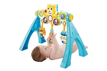 Mobile bébé Bo Jungle Arche d'activités pour bébés b-activity bleu
