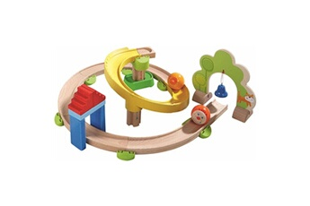 Autres jeux de construction HABA Kullerbü ensemble circuit à billes piste spirale 300439