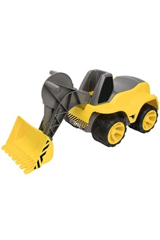 Véhicules miniatures Big Big 800055813 big -power worker maxi loader - véhicule pour enfant - jaune