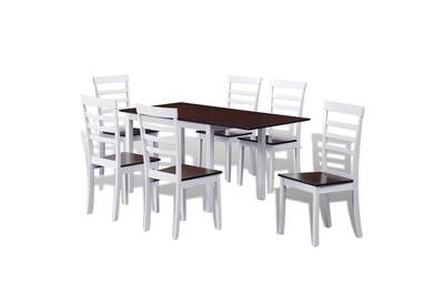 Ensemble Table Chaise Vidaxl Ensemble De Salle A Manger Extensible