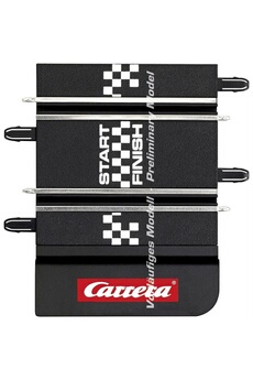 Circuits de voitures Carrera Carrera 20061666 accessoire pour circuit carrera go!!! Rail de connexion