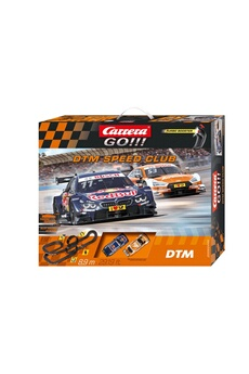 Circuits de voitures Carrera Carrera 20062448 circuit go!!! Dtm speed club