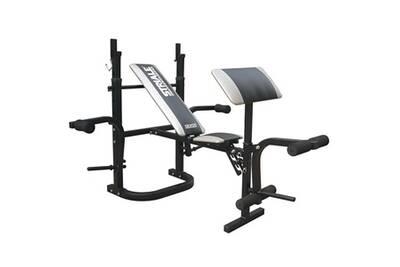 Appareil De Musculation Care Fitness Banc De Musculation Sb 2020