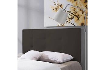 Dosseret et tête de lit Tête de lit carla 160x60 chocolat Marckonfort 571ba5fad429