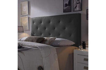 Dosseret et tête de lit Tête de lit rombo 150x60 noir Marckonfort e881e54f4ffd
