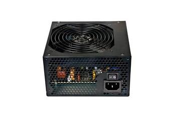 VP Basiq series 500P 500W - 2 sorties + 12V alimentation - ventilateur 120 mm - PFC actif -  Garanti
