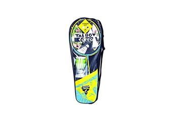 Autres jeux créatifs Talbot Torro Talbot torro kinder badminton set 2 attacker junior 2 verkã¼rzte schlã¤ger 53cm 2 federbã¤lle in wertiger tasche