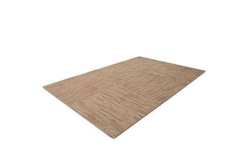 Tapis puzzle mat parquet 99997