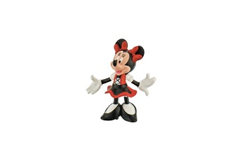 Figurine Bullyland Mickey mouse & friends - figurine minnie bavaroise 7 cm