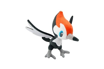 Peluches Tomy Pokemon - peluche picassaut 20 cm