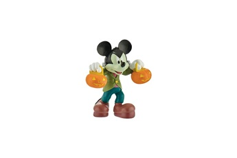 Figurine Bullyland Mickey mouse & friends - figurine mickey halloween 7 cm