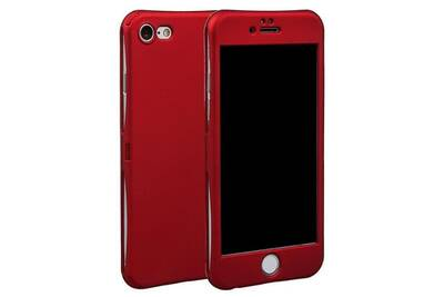 coque 360 iphone 7 rouge