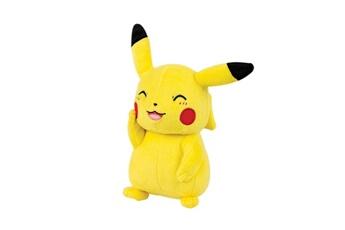 Peluches Tomy Pokemon - peluche pikachu (smiling) 20 cm