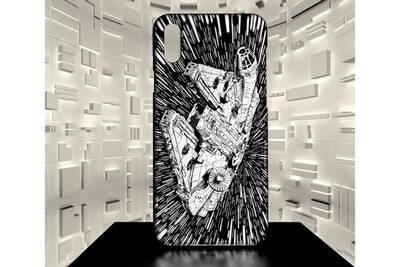 coque starwars iphone x
