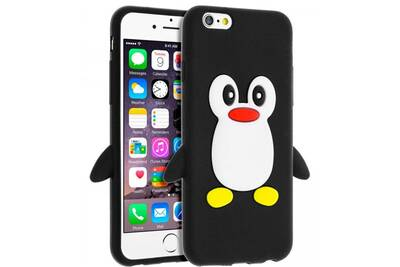 coque iphone 6 pingouin