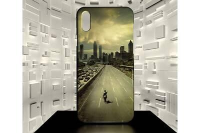 coque iphone x walking dead