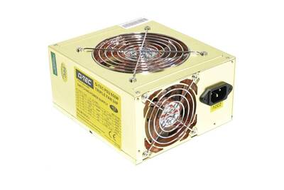 Alimentation pc atx q-tec triple fan 24p ps158g 650w power supply