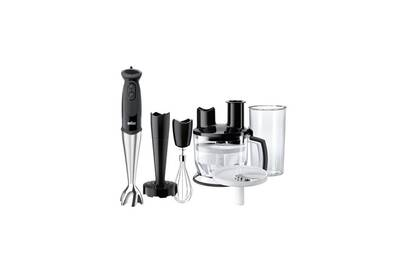 pied mixeur braun mixeur plongeant braun multiquick 5 vario mq5177 darty. Black Bedroom Furniture Sets. Home Design Ideas