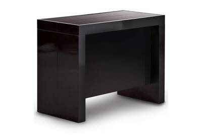 Table Console Extensible Pandore Noir