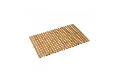 Tapis De Bain Caillebotis Bambou