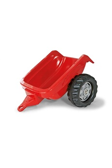 Véhicule à pédales ROLLYTOYS Rolly toys 121717 rollykid trailer - remorque