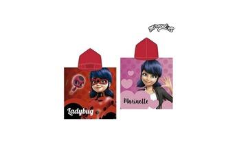 Autres jeux créatifs Lady Bug Serviette poncho avec capuche lady bug 778