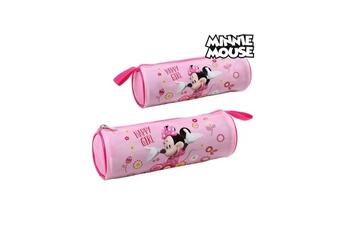 Autres jeux créatifs Minnie Mouse Trousse d'écolier cylindrique minnie mouse 32374 rose