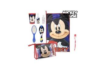 Autres jeux créatifs Mickey Mouse Trousse de toilette avec accessoires mickey mouse 8782 (7 pcs)