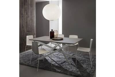 Par Zendart Sélection Renzo Design De Extensible Repas Table 100x170250cm Fenix drWQxBoeC
