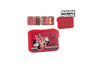 Autres jeux créatifs Minnie Mouse Pochette crayons minnie mouse 73097 rouge