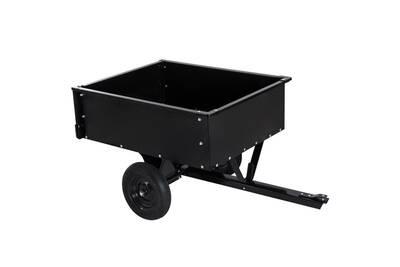 Remorque, chariot de jardin Outsunny Chariot jardin/remorque ...