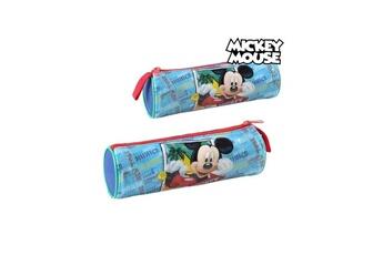 Autres jeux créatifs Mickey Mouse Trousse d'écolier cylindrique mickey mouse 32350 bleu