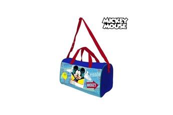 Autres jeux créatifs Mickey Mouse Sac de sport et voyage mickey mouse 31698 bleu