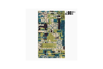 Autres jeux créatifs Loom In Bloom Tapis bleu (150 x 80 x 3 cm) - collection sweet home by loom in bloom